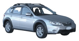 SUbaru XV 2011 vehicle image
