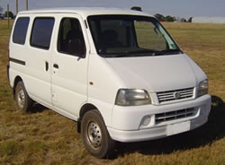 SUzuki Carry vehicle image