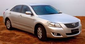 Toyota Aurion vehicle pic