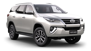 Toyota Fortuner vehicle pic