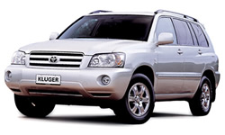 Toyota Kluger Series 1 vehicle pic