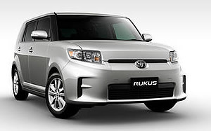 Toyota Rukus vehicle image