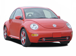 VW Beetle vehicle image