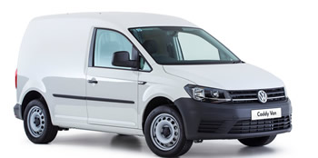 VW Caddy vehicle image