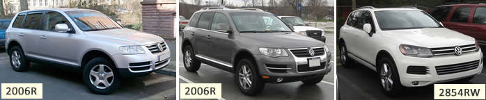 VW Touareg vehicle pic