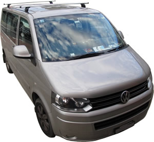 Thule Roof racks VW Transporter T5