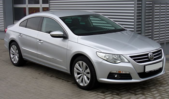 VW CC Coupe vehicle image