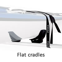 flat loading cradles