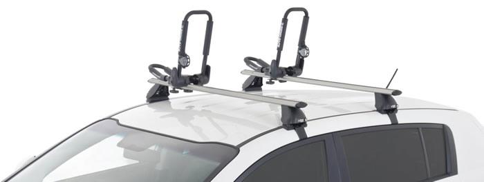 Rhino Rack J-cradle S512 fitted