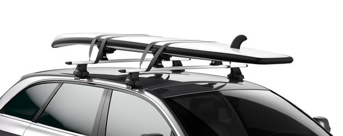 Thule DockGrip carrying SUP