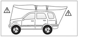 tie down kayak front and rear