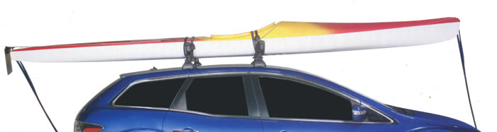 Prorack kayak carrier