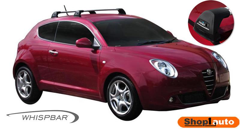 Alfa Romeo Mito Roof Rack Sydney