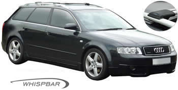 Audi A4 wagon 2002 roof racks