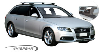 Roof Racks Audi A4 wagon