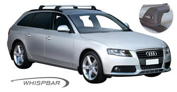 Audi A4 wagon roof racks