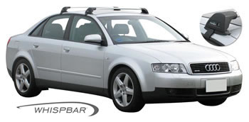 Prorack Roof Racks Audi A4 sedan