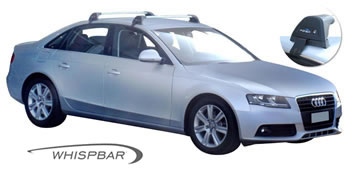 Audi A4 roof racks Prorack