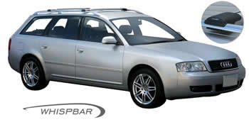 Audi A6 wagon roof racks