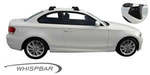 Prorack Roof Racks Whispbar BMW 1 Series Coupe