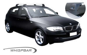 Roof Racks BMW 1 Series hatchback