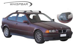 Roof racks BMW E36 3 series