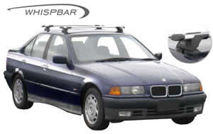 Roof racks BMW E36 3-series