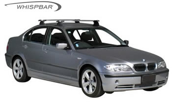 Prorack roof rack BMW E46