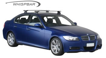 Whispbar roof racks BMW 3 series E90