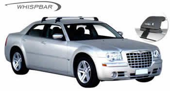 Chrysler 300C roof racks