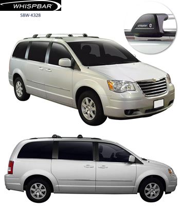 Chrysler Grand Voyager roof racks