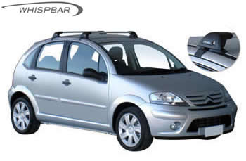 Roof Racks Citroen C3