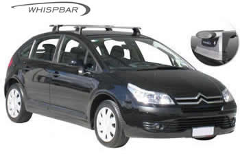 Citroen C4 roof racks