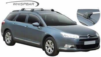 Citroen C5 Wagon roof racks