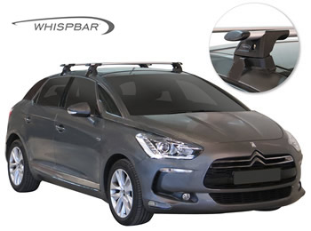 Citroen DS5 roof racks