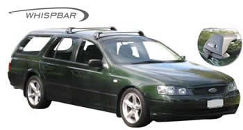 Roof Racks BA Falcon wagon