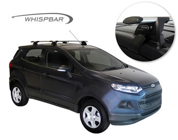 Whispbar roof racks Ford EcoSport