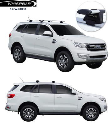 Ford Everest Rhino roof racks