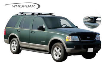 Roofrack ford explorer