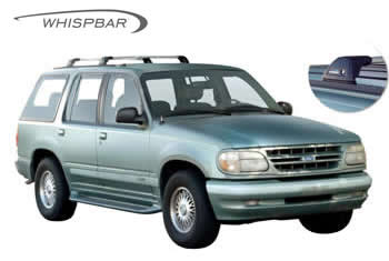 Ford Explorer roof racks