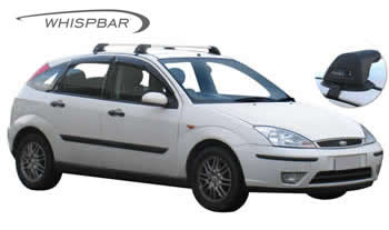 Roof racks Ford Focus hathback