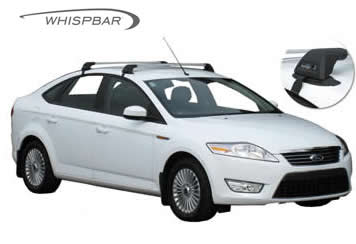 Prorack whispbar Ford Mondeo hatchback