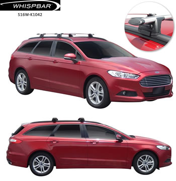Whispbar roof racks Mondeo wagon