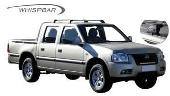 Great Wall SA220 roof racks