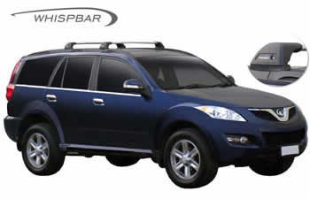 GreatWall X240 roof racks