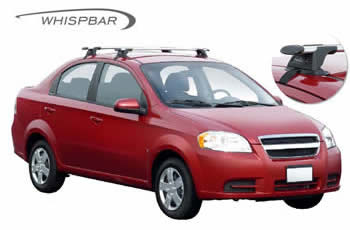 Roof rack Barina sedan