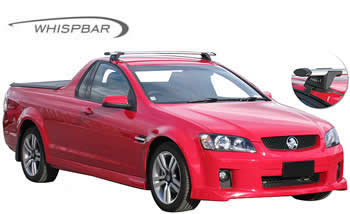 Commodore Ute VE Roof racks