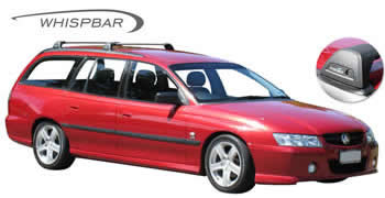 Whispbar Commodore Wagon Roofracks
