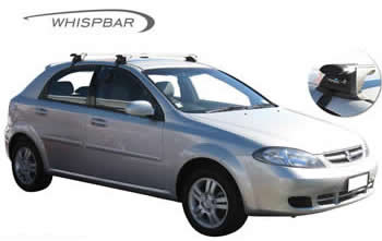 Whispbar Roof Racks Holden Viva