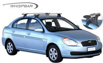 Prorack Roof Racks Hyundai Accent